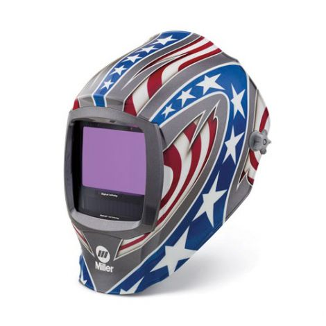 Careta Digital Infinity™, Stars & Stripes™