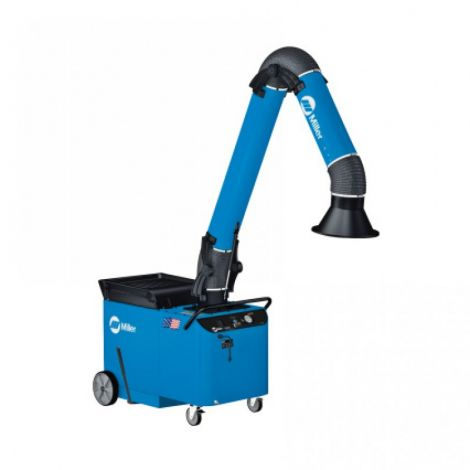 FILTAIR® MWX Series Extractor de Humo Móvil